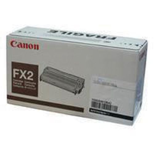 Canon FX2 Black Toner Cartridge 1556A003