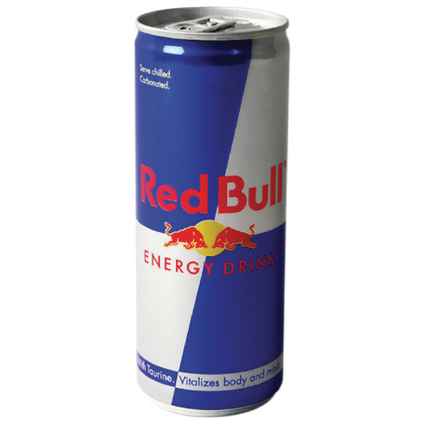 Red Bull Energy Drink 250ml Cans (24 Pack) 402035
