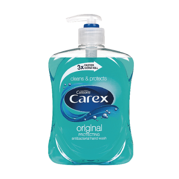Carex Liquid Hand Soap 500ml 0604021