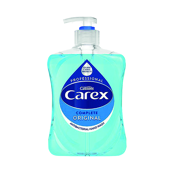 Carex Antibacterial Handwash 250ml KJEYS2502/​6