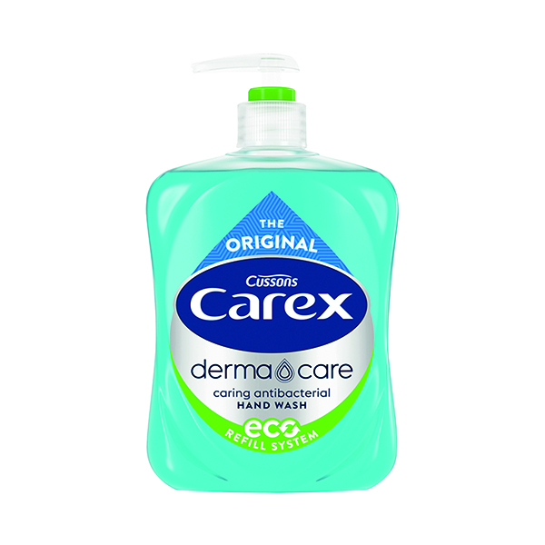 Carex Antibacterial Handwash 500ml KJEYS5002/6