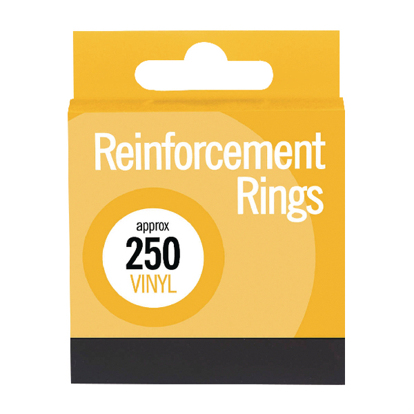 Vinyl Reinforcements 250 (12 Pack) C336