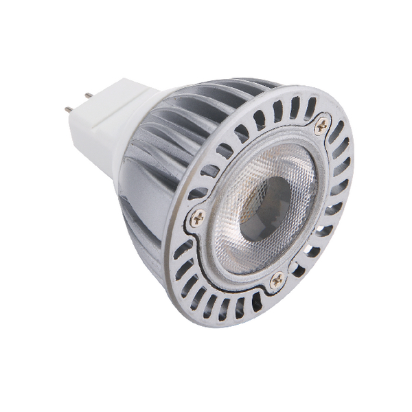 COB MR16 12V 5W 3000k Lamp COBMR5WW