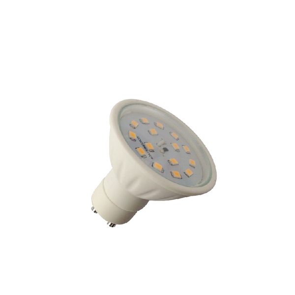 5W GU10 400LM Warm White LED Lamp SMDGU5WW
