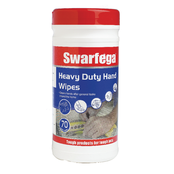 Deb Swarfega Heavy Duty Hand Wipes (420 Pack) SWHD70W