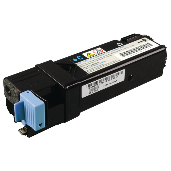 Dell Cyan High Yield Laser Toner Cartridge 593-10259