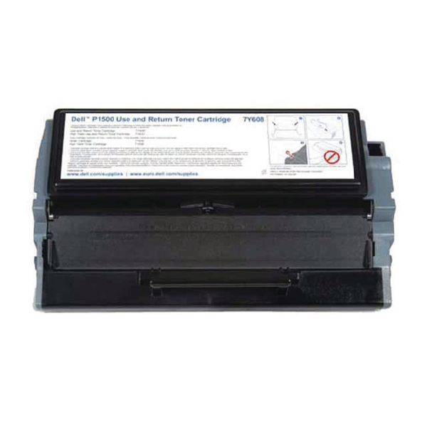 Dell Black 595-10013 Use and Return Laser Toner Cartridge