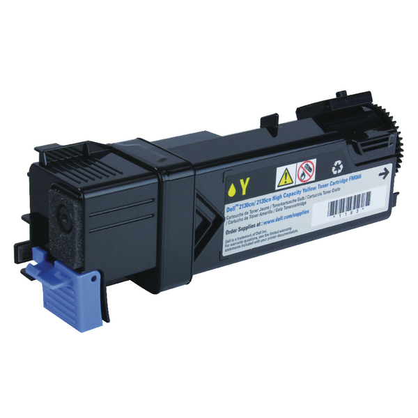 Dell Yellow 593-10314 High Yield Laser Toner Cartridge