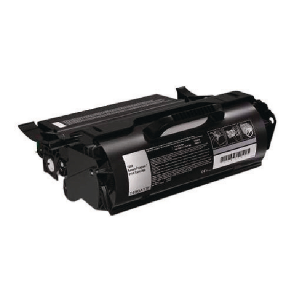 Dell Black High Capacity Use and Return Laser Toner Cartridge 593-11049
