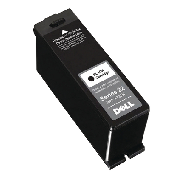 Dell Black High Yield Inkjet Cartridge 592-11327