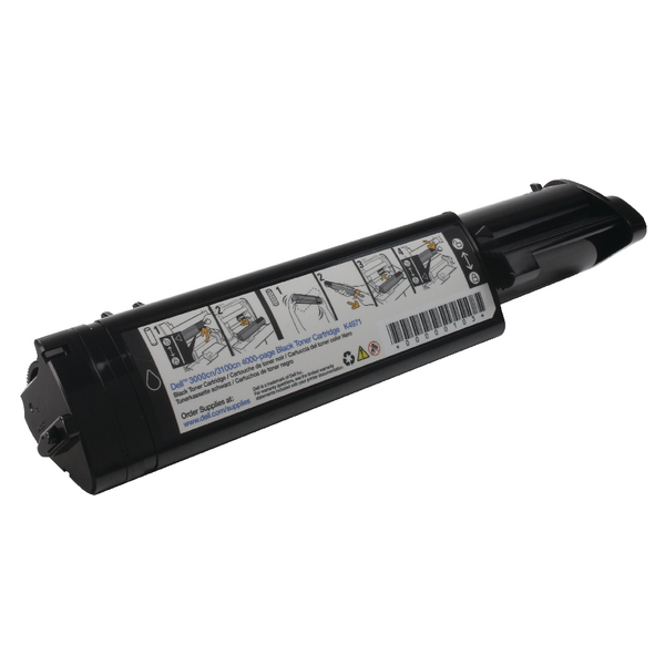 Dell Black High Capacity Laser Toner Cartridge 593-10067