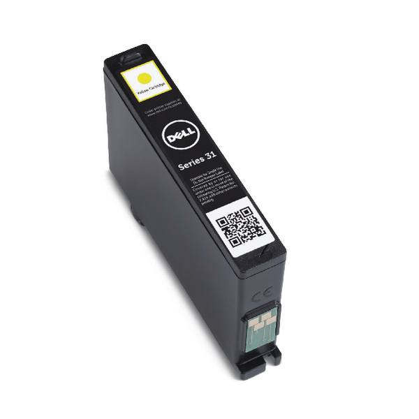 Dell Yellow Inkjet Cartridge 592-11810