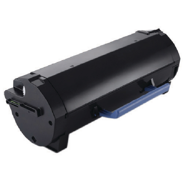 Dell Black Extra High Capacity Use and Return Toner Cartridge 593-11186