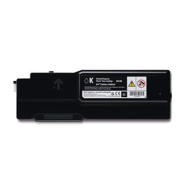 Dell Black 593-BBBM Toner Cartridge