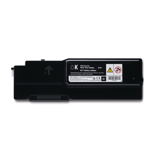 Dell Black 593-BBBQ High Capacity Toner Cartridge