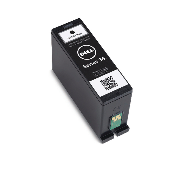 Dell Black V725W Extra High Capacity Inkjet Cartridge 592-11811