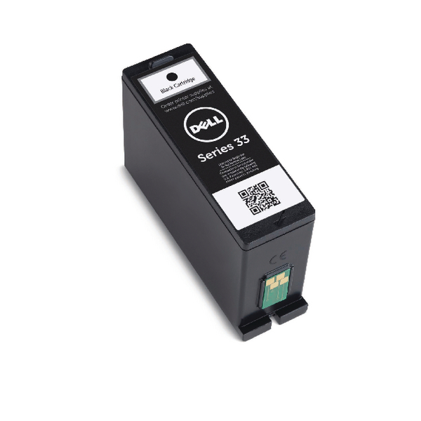 Dell Black V525/725W Extra High Capacity Inkjet Cartridge 592-11819
