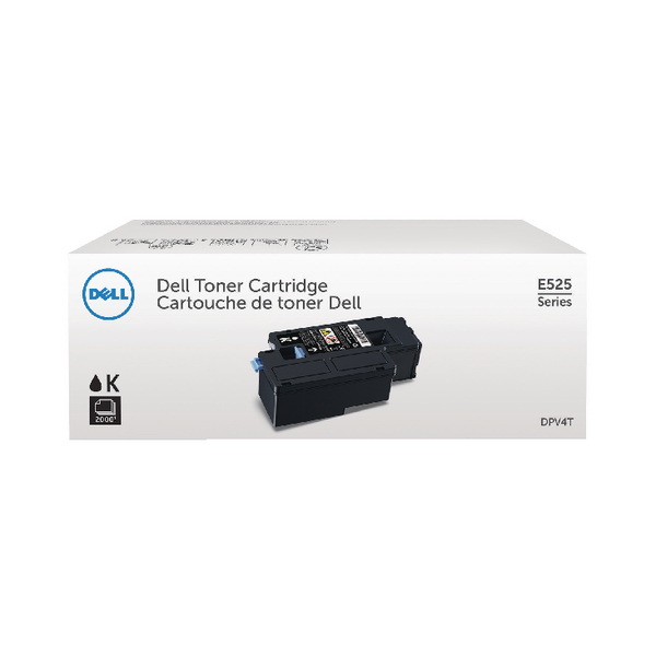 Dell Black 593-BBLN Toner Cartridge