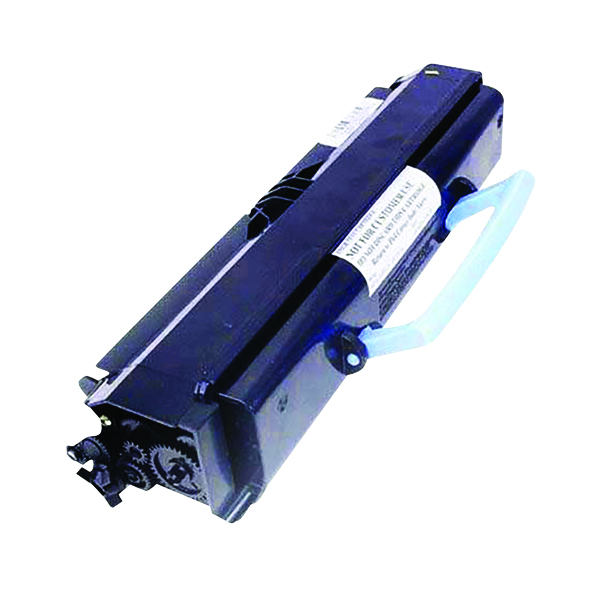 Dell Black 1700/1700N Use/Return High Yield Toner (Pack of 1) 593-10042