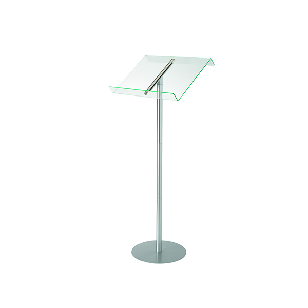 Deflecto Lectern Transparent 79166
