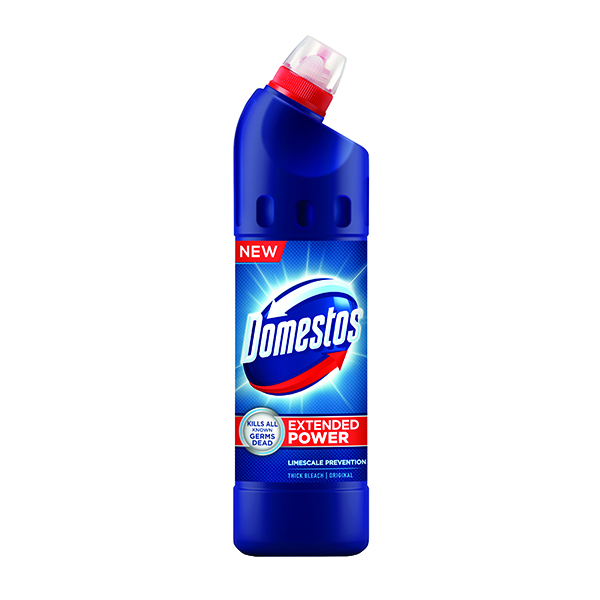 Domestos Thick Bleach 750ml (9 Pack) 100879718