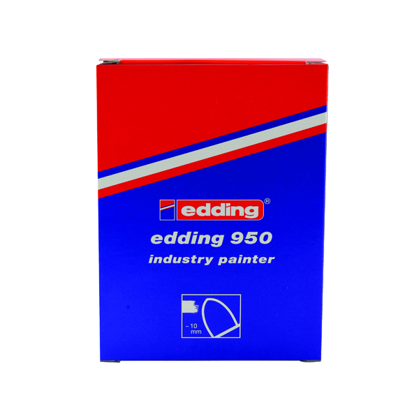 Edding 950 Yellow Industry Painter (10 Pack) 950-005
