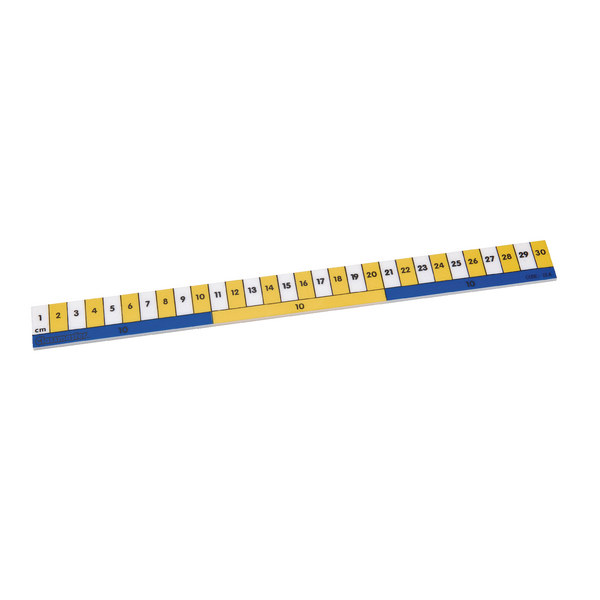 Early Learning Ruler (10 Pack) ELR10