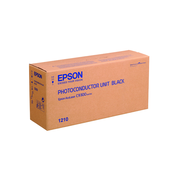 Epson Black Photoconductor Unit C13S051210