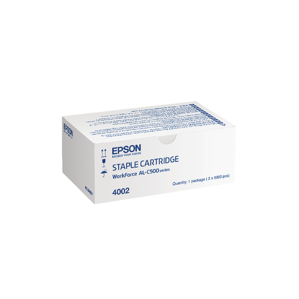 Epson S904002 Staple Cartridge (3 Pack) C13S904002