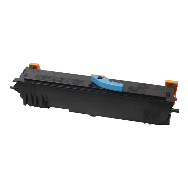Epson High Yield Toner/Developer Cartridge EPL-6200 Black C13S050166