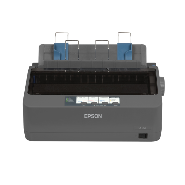 Epson LX350 Grey 9pin Dot Matrix C11cc24032