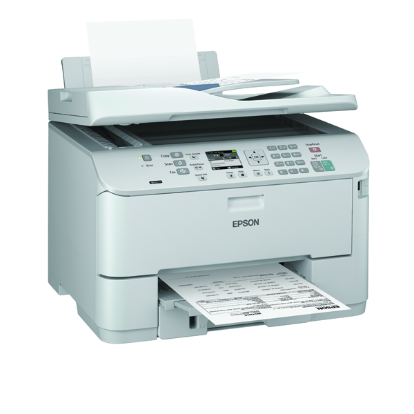 Epson WorkForce Pro WP-M4595Dnf Multifunctional Inkjet Printer C11CC76301BY