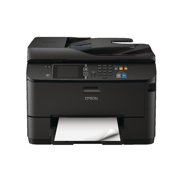 Epson Black WorkForce Pro WF-4630DWF All-in-One Inkjet Printer C11CD10301