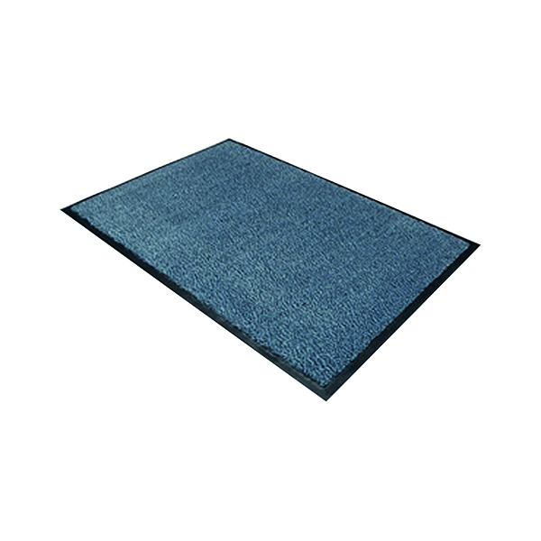 Doortex Dust Control Mat 900x1500mm Blue 49150DCBLV