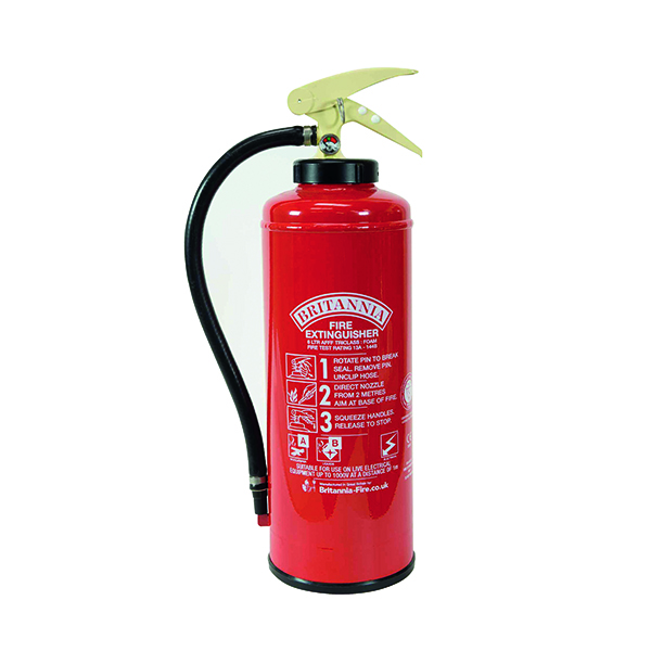 Fire Extinguisher AFFoam 6Ls XTS6