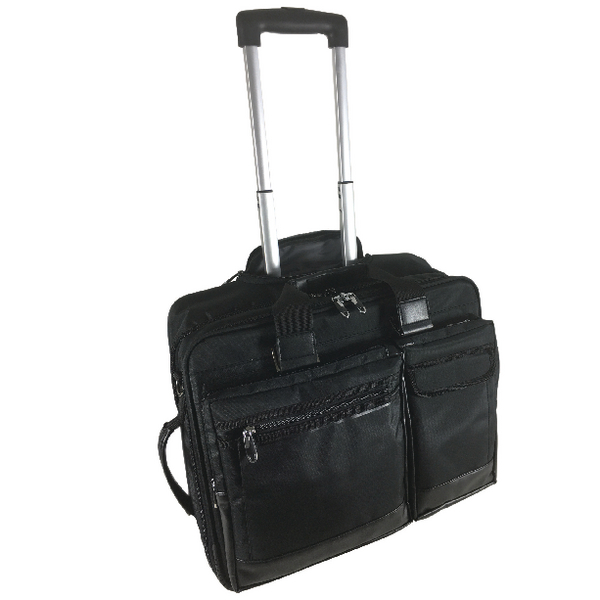 Falcon Mobile Laptop Trolley Case 15.6 Inch 2563