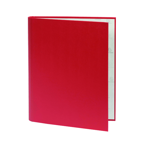 Guildhall Red 30mm 2 Ring Binder 222/0002Z