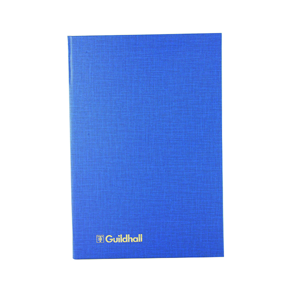 Guildhall 20 Cash Columns Account Book 80 Pages 31/20 1030