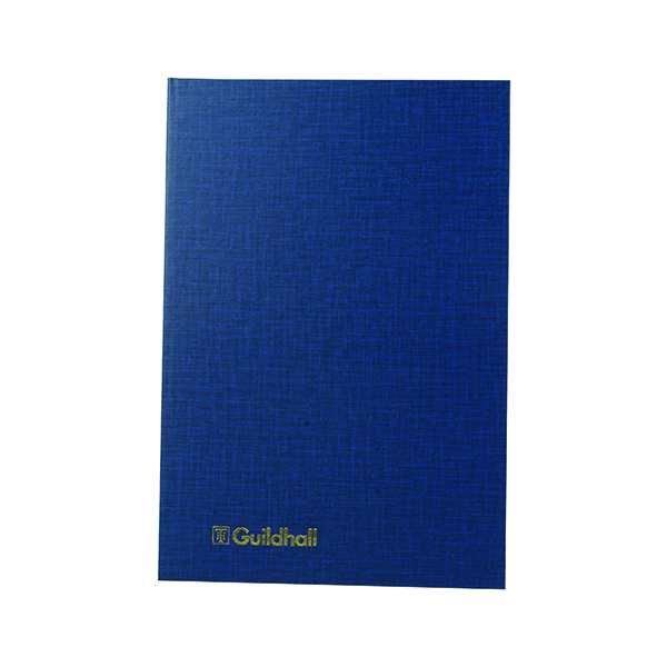 Guildhall 7 Cash Columns Account Book 80 Pages 31/7 1019