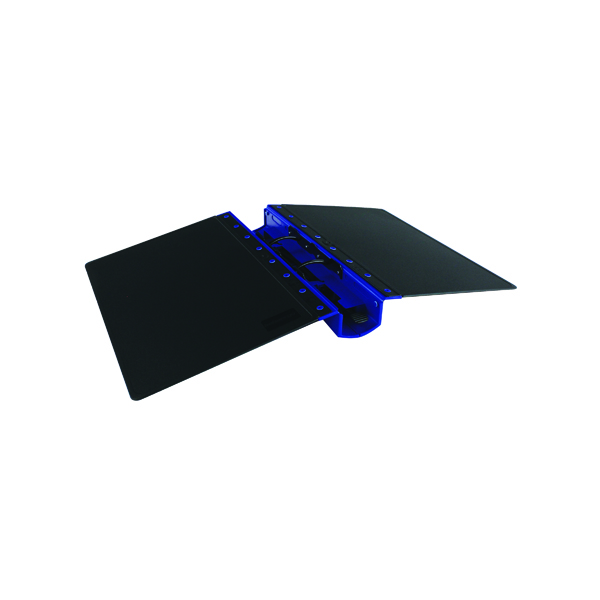 Guildhall GL Ergogrip 2 Ring A4 Binder Blue (2 Pack) 4509