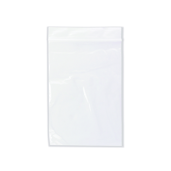 Clear Minigrip Bag 100x140mm (1000 Pack) GL-06