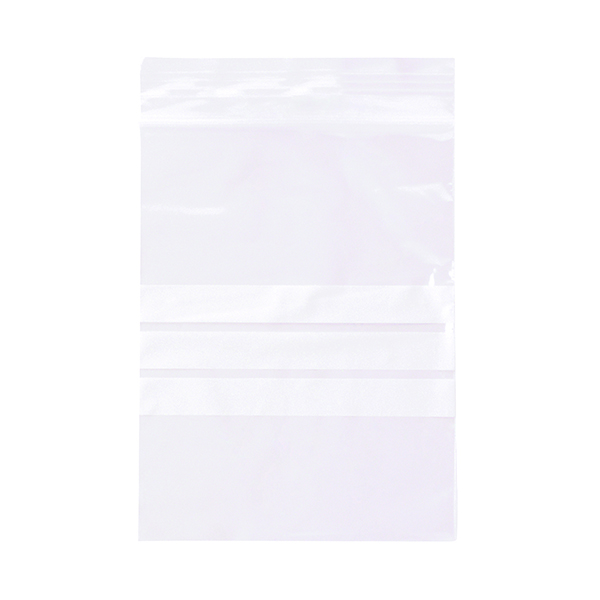 Write-on 90x115mm Minigrip Bag (1000 Pack) GA-123