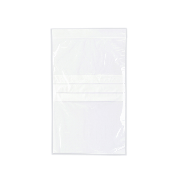 Write-on 150x230mm Minigrip Bag (1000 Pack) GA-130
