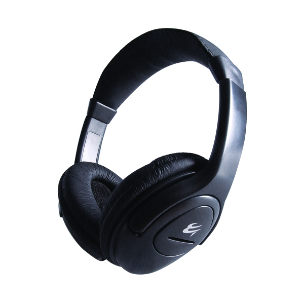 Computer Gear HP517 Multimedia Stereo Headset With In-Line Microphone 24-1517