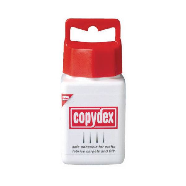 Copydex White Latex Adhesive 125ml 260920