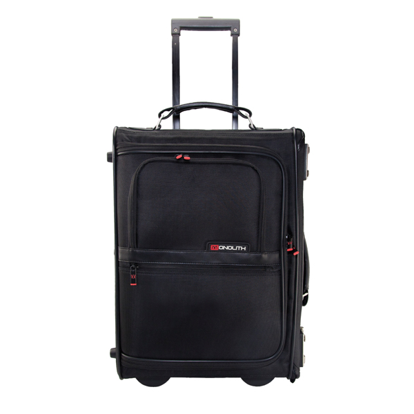 Monolith Nylon Black Upright Pilot Case 2383