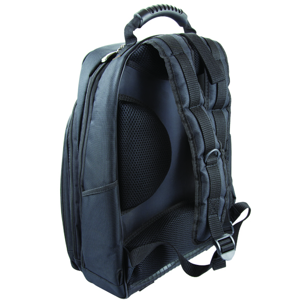 Monolith Black Forward Executive Backpack 3012