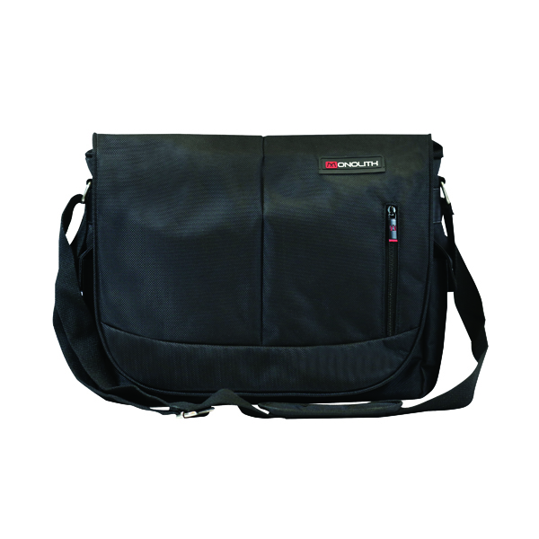 Monolith Black Motion II Courier Messenger Bag 3203