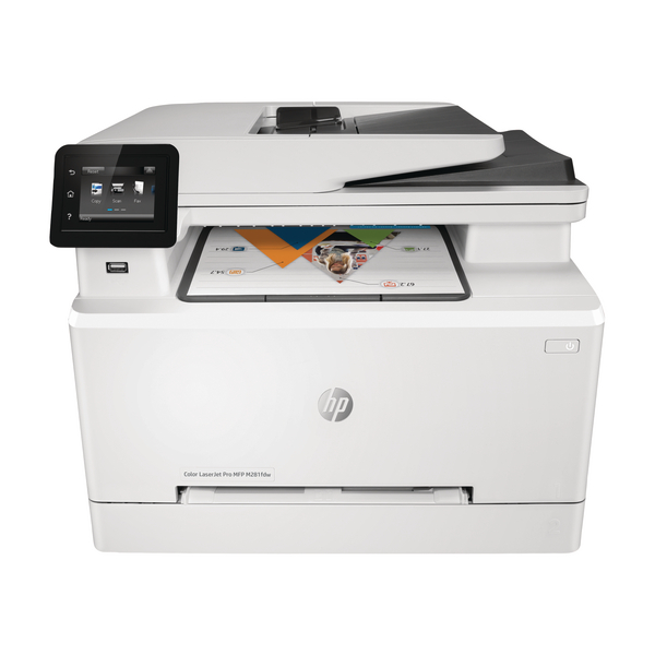 HP Color LaserJet Pro M281FDW Multi Function Printer T6B82A#B19