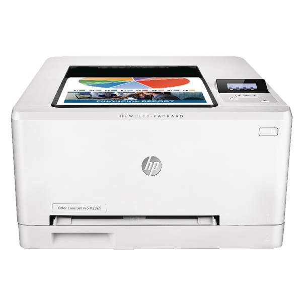HP Color LaserJet Pro M252n Printer B4A21A